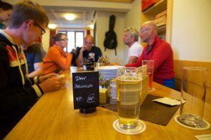 Der kulinarische Gabentisch, Foto: Bernd Limbach